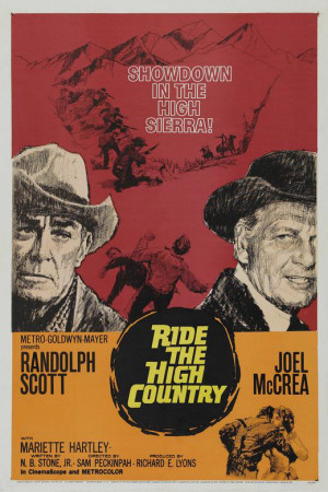 Ride the High Country Masterprint