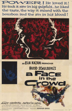 A Face in the Crowd Masterprint