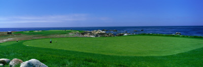 Golf Course, Spyglass Hill, CA Wall Decal by  Panoramic Images