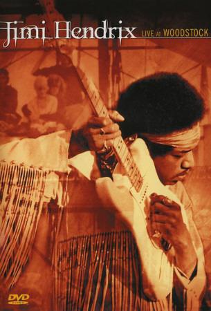 Jimi Hendrix: Live at Woodstock Masterprint