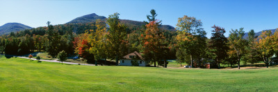 Ausable Club Golf Course, Adirondacks, New York Wall Decal by  Panoramic Images