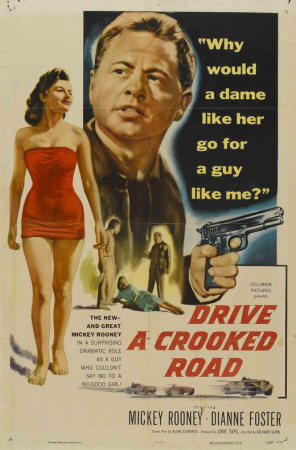 Drive a Crooked Road Masterprint
