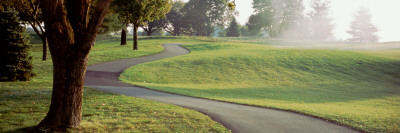 Ace Center Golf Course, Pennsylvania Wall Decal by  Panoramic Images
