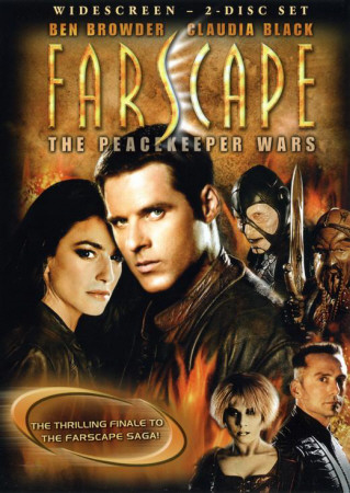 Farscape: The Peacekeeper Wars Lámina maestra