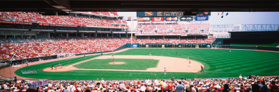 Great American Ballpark, Cincinnati, OH Wall Decal by  Panoramic Images