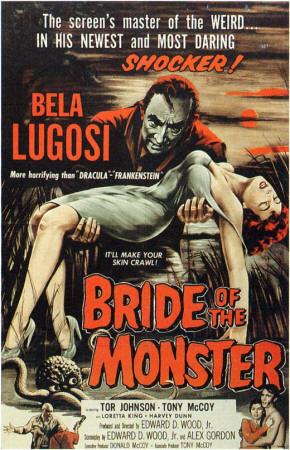 Bride of the Monster Masterprint