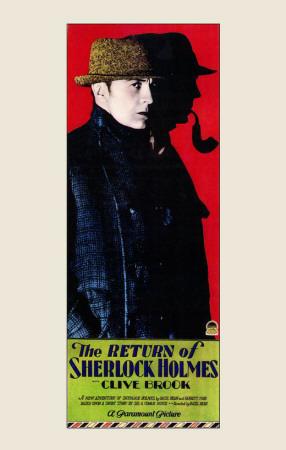 The Return of Sherlock Holmes Masterprint