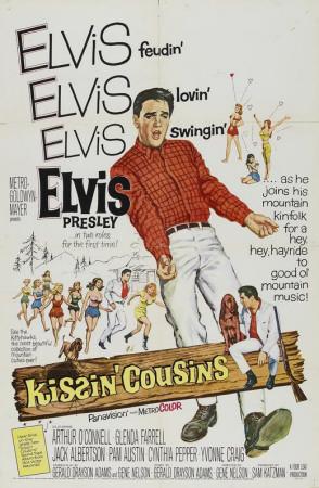 Kissin' Cousins Masterprint