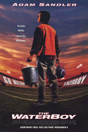 The Waterboy Masterprint