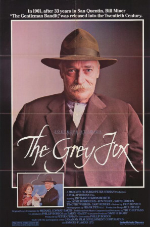 The Grey Fox Masterprint