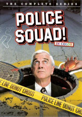 Police Squad! Masterprint