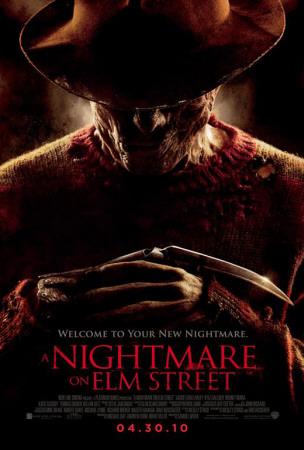 A Nightmare on Elm Street Masterprint