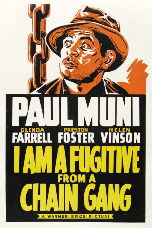 I Am a Fugitive From a Chain Gang Masterprint
