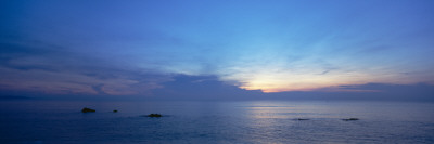 Panoramic View of the South China Sea, Johor State, Malaysia Wall Decal by  Panoramic Images