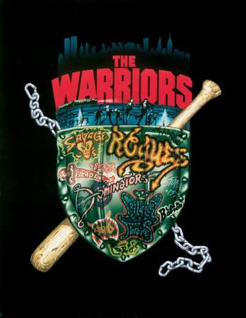 The Warriors Masterprint