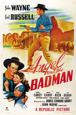 Angel & The Badman Masterprint