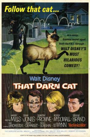 That Darn Cat Masterprint
