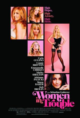 Women in Trouble Masterprint