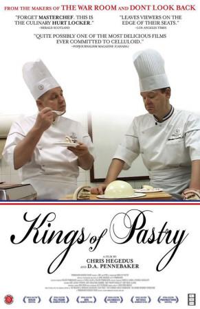 Kings of Pastry Masterprint