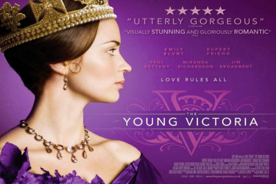 The Young Victoria Masterprint