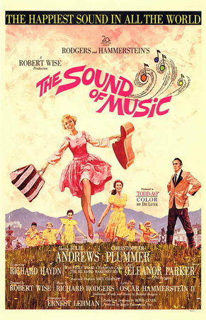 The Sound of Music Masterprint