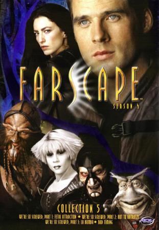 Farscape Masterprint