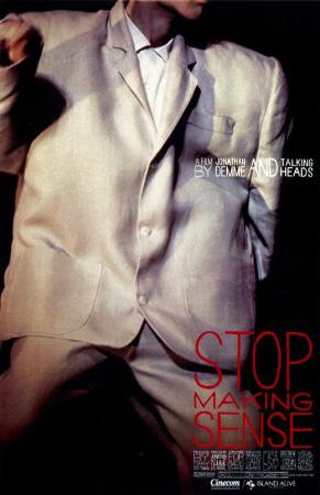 Stop Making Sense Masterprint