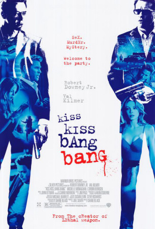 Kiss Kiss, Bang Bang Masterprint
