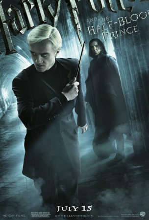 Harry Potter and the Half-Blood Prince Masterprint