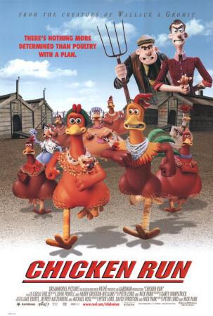 Chicken Run Masterprint