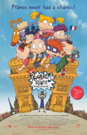 Rugrats In Paris: The Movie Masterprint