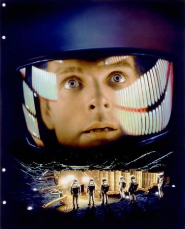 2001: A Space Odyssey Masterprint