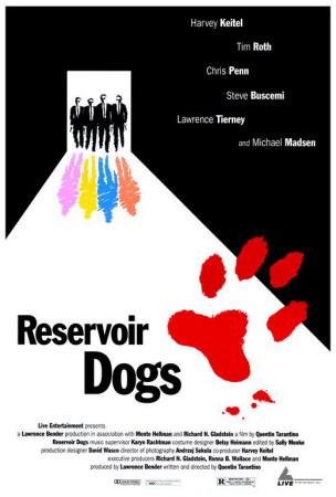 Reservoir Dogs Masterprint