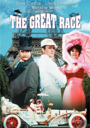 The Great Race Masterprint