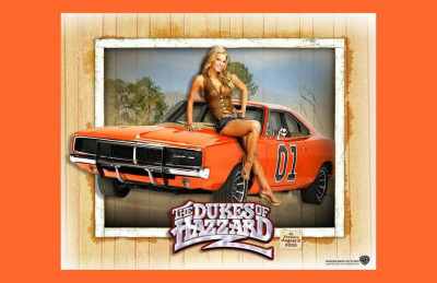 The Dukes of Hazzard Masterprint