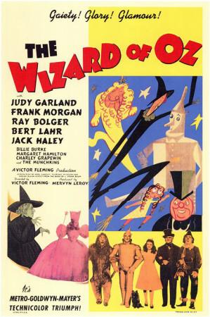 The Wizard of Oz Masterprint