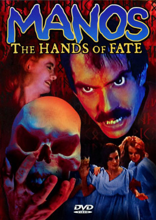 'Manos' the Hands of Fate Masterdruck
