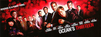 Ocean's Thirteen Masterprint