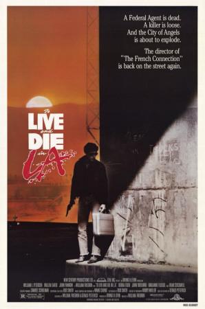 To Live and Die in LA Masterprint