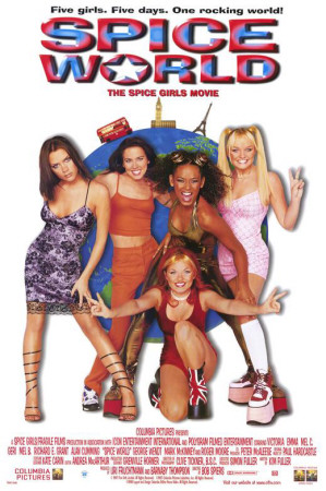 Spice World: The Movie Masterprint