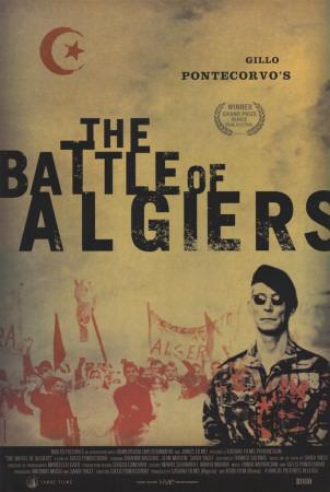 Battle of Algiers Masterprint