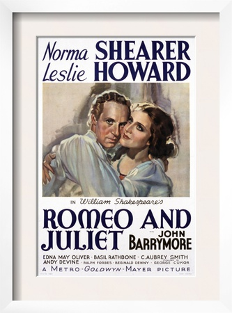 romeo-and-juliet-leslie-howard-norma-shearer-1936 - Werther-Fieber and other locos de amor - Love Talk