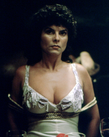 Adrienne Barbeau - Swamp Thing Photo