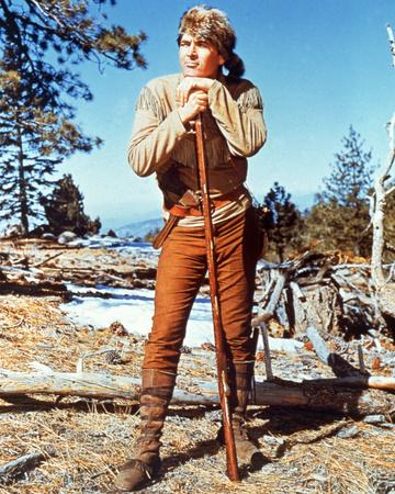Fess Parker - Daniel Boone Photo