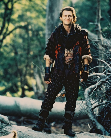 Christian Slater - Robin Hood: Prince of Thieves Fotografa