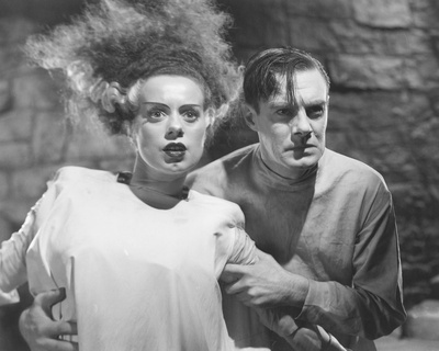 Elsa Lanchester - Bride of Frankenstein Photo