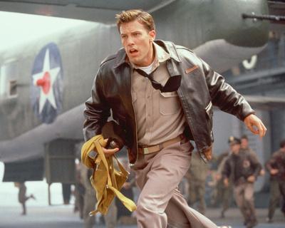 Ben Affleck - Pearl Harbor Photo