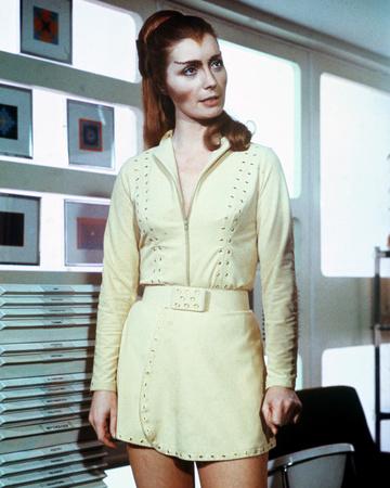 Catherine Schell - Space: 1999 Photo