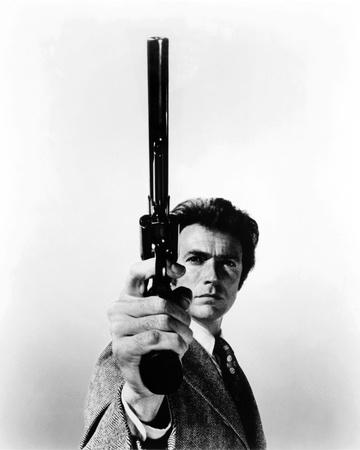 Clint Eastwood - Dirty Harry Foto