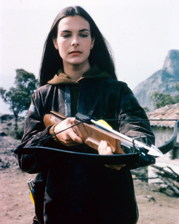 Carole Bouquet - For Your Eyes Only Foto